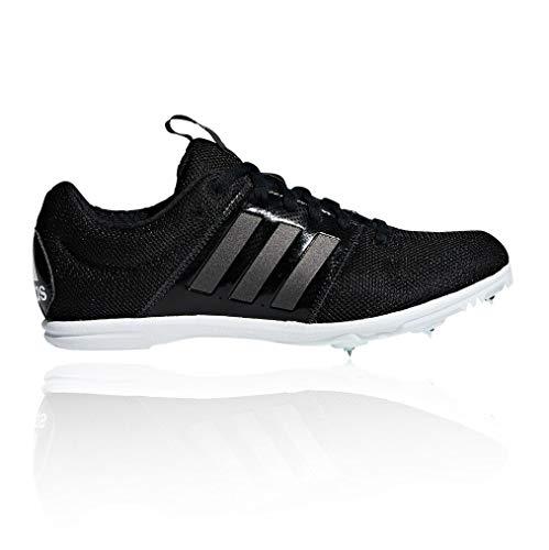 adidas Damen Marathon Tech Fitnessschuhe, Schwarz Negbás/Ftwbla 000, 40 EU Damen-spike