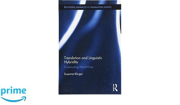 linguistic hybridity