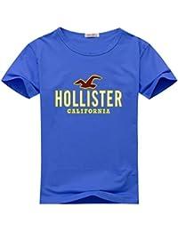 comprar popular códigos de cupón bonita y colorida Amazon.es: Camisetas Hollister - Camisetas / Camisetas y ...