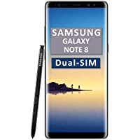 Samsung Galaxy Note 8 64GB - Midnight Black - Unlocked