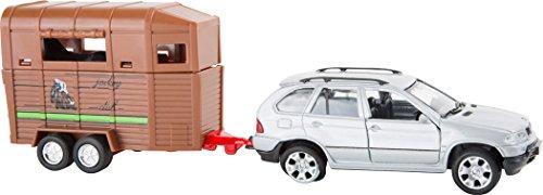 small-foot-8596-voiture-miniature-bmw-x5-et-remorque-pour-chevaux