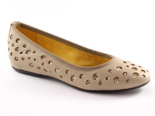 FRAU 70L7 sabbia scarpe donna ballerine space Beige