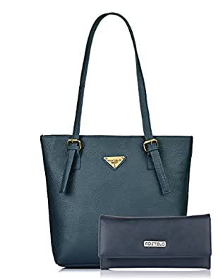 Fostelo Elisha Women's Handbag (Blue)