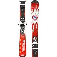 Rossignol Kinder Skier FC Bayern München