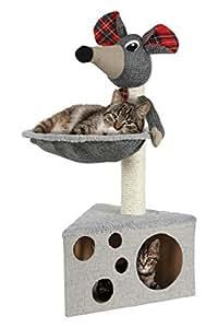 Arbre à chat ARTHUR hauteur approximative 80 cm.