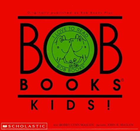 l B, Set 1(re-released Bob Books Set 3- Word Families) by Bobby Maslen (2000-04-01) ()