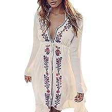 Bestow Vestido de Playa de Las señoras de la Falda de la Playa de la túnica