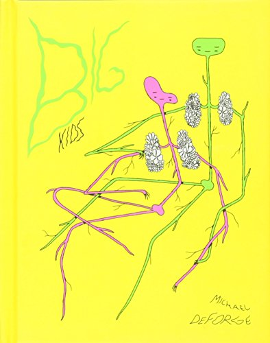 Big Kids: Teenaged Misfits and Adolescent Rabble-Rousing Take Center Stage in This Dark Coming of Age Tale por Michael DeForge