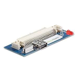 adaptare 46128 Câble d'alimentation de la carte graphique 20 cm mâle PCIe 8 broches à 2 prises noires 8 broches (6 + 2)