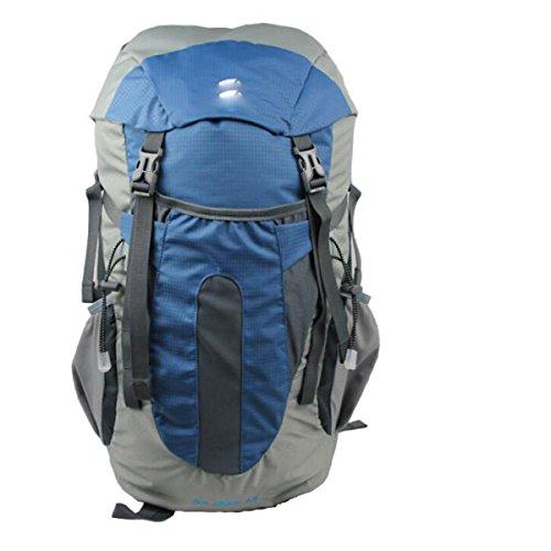Outdoor-Klettern Reise Multifunktions - Rucksack,Blue Blue