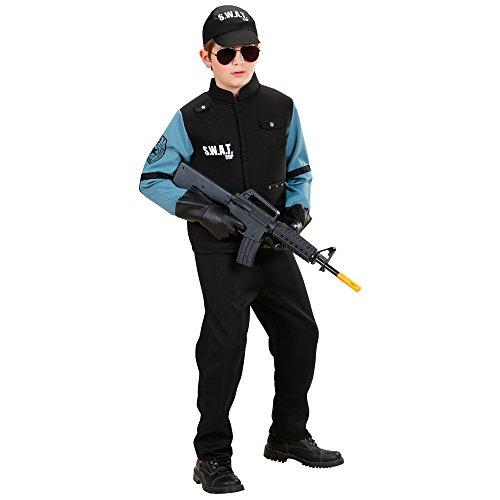 Imagen de widman  disfraz de swat infantil, talla 7 años 76546  alternativa
