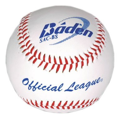 Baden - Juego de 3 pelotas de béisbol