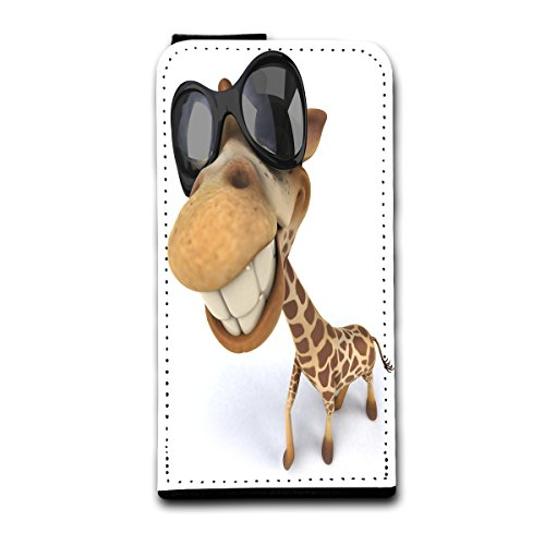 Flip Style vertikal Handy Tasche Case Schutz Hülle Foto Schale Motiv Etui für Apple iPhone 5 / 5S - V2 Design8 Design 5
