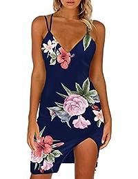 Suchergebnis auf Amazon.de für: festliche kleider knielang gr.48: Bekleidung