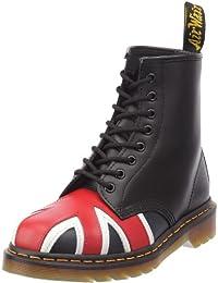 Dr. Martens 8417 Union Jack 1460 - Botas militares, color: Nero