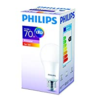 Philips 929001365587 Normal Duylu Led Ampul, 1 Parça, E27, 10.5-70 W