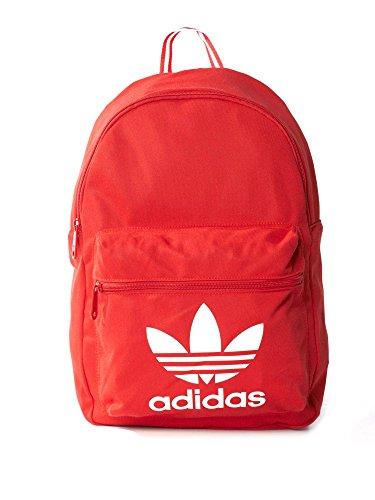 Adidas Classic Tricot fotocamera, Unisex, Classic Tricot, Rosso acceso, 44 x 28 x 13 cm
