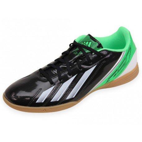 F5 INDOOR Chaussures Futsal Homme Adidas Noir Jeu Explorer