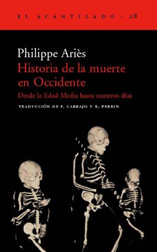 Historia de la muerte de Occidente (El Acantilado)