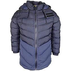 BOSS Orange - Doudounes Hommes - 50393066-412 - 46 Bleu Marine