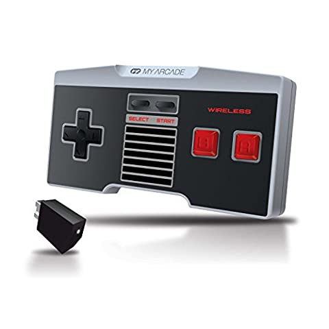 My Arcade Gamepad Classic Wireless Controller for NES Mini Classic (Electronic Games)