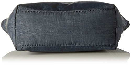 Kipling - NIAMH - Borsa per il pranzo  - Woven Blue Geo - (Multi color) Blu (Spark Navy)