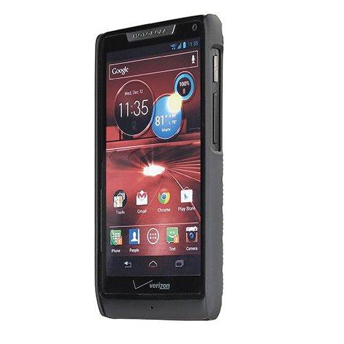 Verizon Motorola Droid Razr M Shell Holster Combo mit Ständer-Original motxt907hoc Umständen-Verpackung-Schwarz Droid Razr Fall