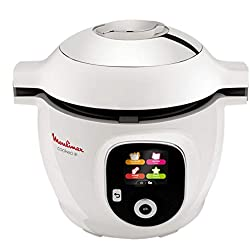 Moulinex Cookeo+ CE851100 Multicuiseur Intelligent 6L 1600W Blanc