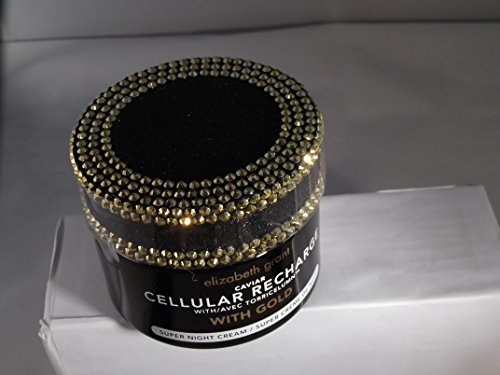 Elizabeth Grant Caviar Cellular Super Night Cream Gold 100ml -