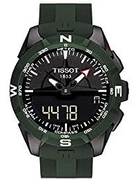Tissot T-Touch Solar 2 Titan Pvd/GrÜN, T110.420.47.051.00