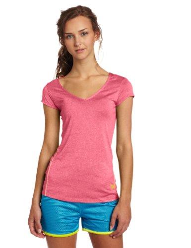 TapouT - T-shirt de sport - Femme Knockout Pink Heather