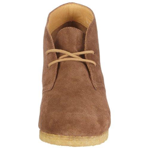 Clarks Yarra Desert 2034111 Damen Desert Boots Braun (Walnut Suede)