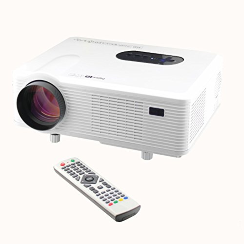 Excelvan CL720D - LED Proyector Cine en Casa Home Cinema...