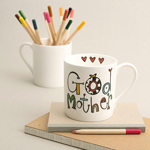Godmother Mug by Mary Fellows