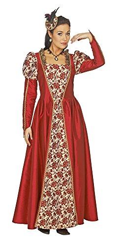 Preisvergleich Produktbild Hochwertiges Tudor Kleid Mary Kostüm Gr. 36 38 - Prinzessinnenkleid im Stil des 16. Jahrhunderts für den Theaterauftritt