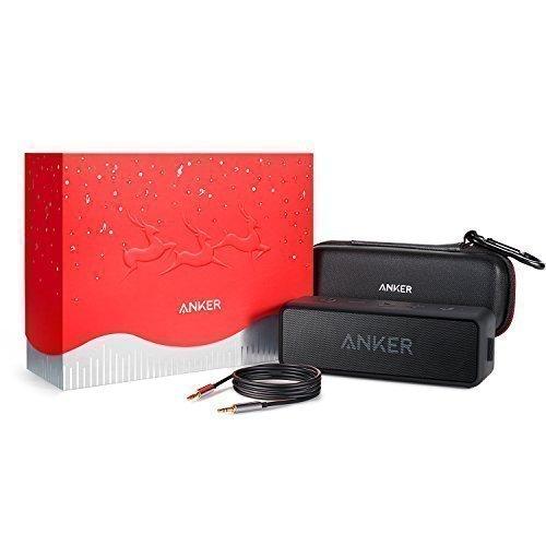 Usato, Anker Sound Core 2Speaker Bluetooth con Premium Custodia usato  Spedito ovunque in Italia