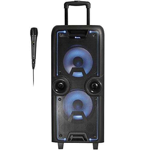 NGS Premium Speaker WildRock - Altavoz portátil Bluetooth