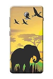 Lenovo Vibe P1 Hard Case Kanvas Cases Premium Quality Designer 3D Printed Lightweight Slim Matte Finish Back Cover for Lenovo Vibe P1