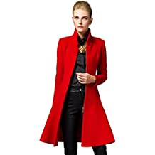 Mujer Abrigo para Wool Coat