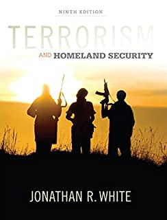 Terrorism and Homeland Security (1305633776) | Amazon price tracker / tracking, Amazon price history charts, Amazon price watches, Amazon price drop alerts