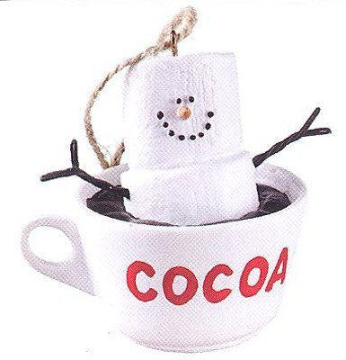 Cocoa S'more Ornament by Midwest