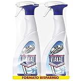 Viakal Anticalcare Spray, Classico, 2 x 700 ml