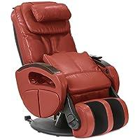 Massagesessel »Komfort Deluxe« mit Aufstehhilfe (Rot)