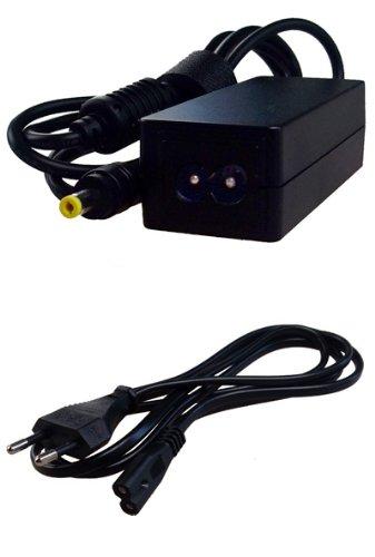 Eee-pc 900 (MTEC Netzteil Ladegerät für Asus Eee PC 900 900A 900HA / 901 / 904 904HD / 1000 1000H 1000HA 1000HD 1000HE 1000HV / ersetzt Originalnetzteil Bezeichnung: 90-NGVPW1013 ADP-36EH C HU-120300 R33030)