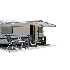 Euro Trail, Veranda da campeggio per camper/roulotte, 240 x 30 x 180 cm