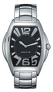 Cerruti 1881 I88I Damen-Armbanduhr Swiss Made Collection Grande silber CT065472006