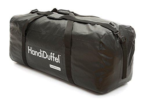 HandiWorld Sac de voyage souple 135 L (Gris foncé) BIovu6FT