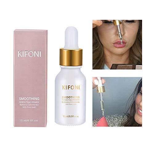 Allbesta - Aceite esencial maquillaje piel oro rosa