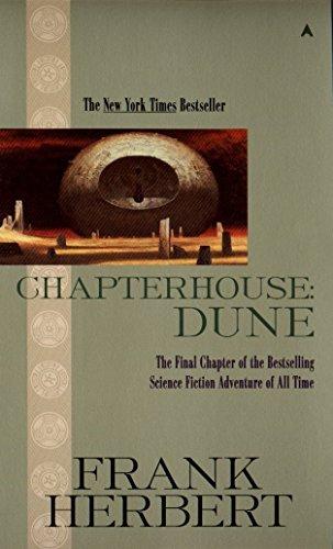 Chapterhouse: Dune (Dune Chronicles (Berkley Paperback)) por Frank Herbert