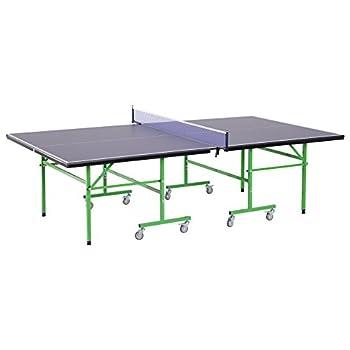 HOMCOM Mesa de Ping Pong...